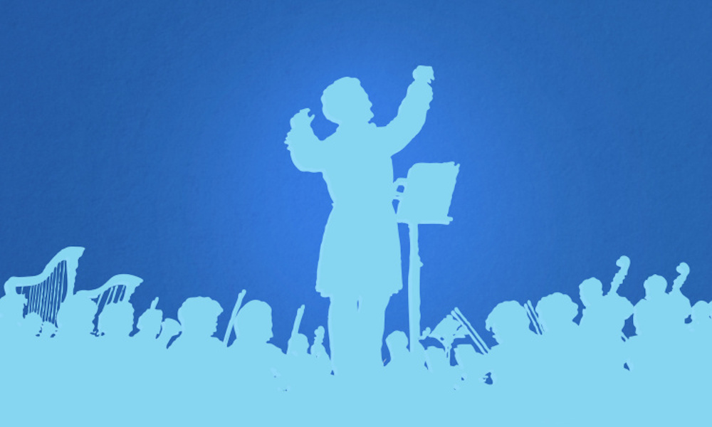 What great leadership and music have in common